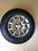 "Alloy wheel 205/15"" aw5"